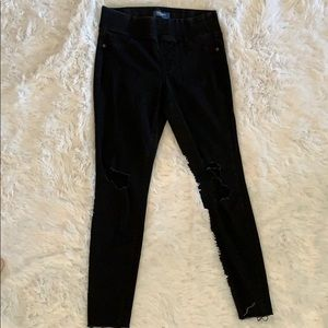 Old navy Rockstar mid rise  skinny jeans